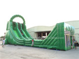 amusement equipment/gaint inflatable slide for sale