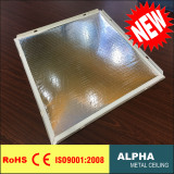 Aluminum Acoustic Glass fiber Composite Ceiling / Panel