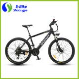 EN15194 approved 26 inch mtb frame 36V hidden battery mountain electric bike
