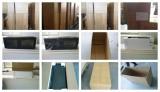 Assemble kitchen cabinets