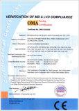 Laser Marking Machines CE Certification
