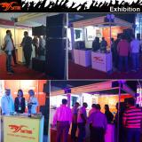 2017 DUBAI PRO light + audio exhibition