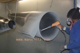 WX-101B yellow coating gun