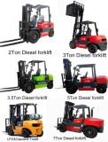Approved CE certification diesel forklift