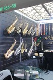 Saxophone, clarinets, flutes and trumpets Section