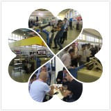 2017 CAITEX textile machinery exhibition in Tashkent