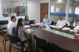 Customer from Venezuela visit to our company