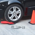 Traffic Cone Crashing Testing