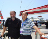 Australia merchants cooperate with my company, order the yacht fender