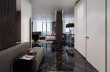 Chinese marble Nero Marquina/ Black Marquina interior design