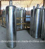 79L Medical C2H4O Cylinders Made from Stainless Steel(316L)