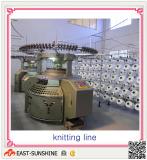 the produce process---knitting