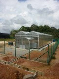 Polycarbonate Greenhouse in Malaysia