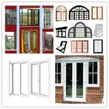 Aluminium window and door fabrication