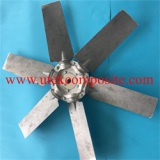 Aluminum Axial Impeller Passed Test of Indian Customer