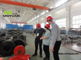 Customer From Chile Visit Our Factory