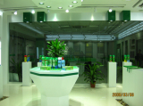 Center of Showroom
