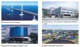 CASE about hongkong-zhuhai-macao bridge.Ricoh high-tech co.,Ltd. Toshiba