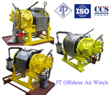 Offshore Application Air Tugger Winch 5TSeries