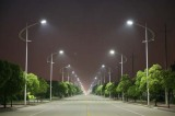 Lighting Project of LED street light 1
