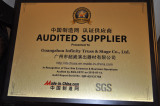 SGS certificates approved for Trusses and Stages