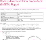 Sedex audit