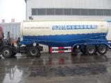 Cargo tanker semi trailer