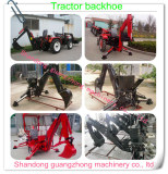 tractor mounted backhoe