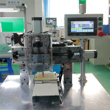 Automatic pressure riveting machine
