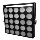 25*10w LED RGB Matrix Light 5*5 LED Matrix Wall wash Light Pixel light
