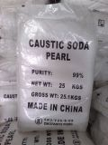 25KG/bag 99% caustic soda pearls