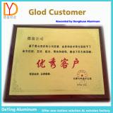 Gold Customer rewarded by DongGuan Aluminum
