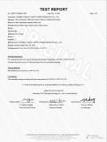 AOV Certificate