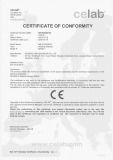 CE certificate of Reading Glasses