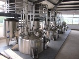 Factory of KINGHERBS - Extraction Equipments