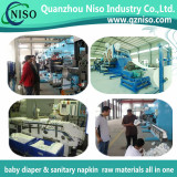 Diaper & Sanitary Napkin Machine Operation