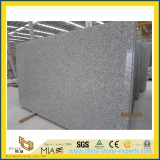 Polished G439 Big White Granite Slab with Competitive Price