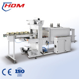 tapes automatic shrink packing machine