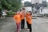 Xinyimei Office Basketball Game