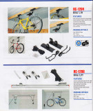 three-dimensional scaffolds BIKE RACK , MOTORCYCLE RACK AL-0007
