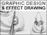 Graphic design and effect drawing