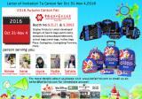 Visit us at Canton fair