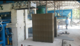 Non vibration brick making machine in Hoi An, Vietnam