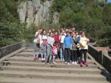 Nord Team travel to Danshan Chishui in YuYao City-2013.