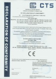 CE certification for SLT-30D