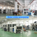 Chiller processing lines