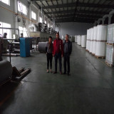 Algeria Customer Visit Our Factory