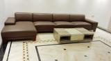 Living Room Sofa With Coffee Table
