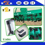 stubble rotary tiller
