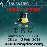 DAC TOY SHOW 2015